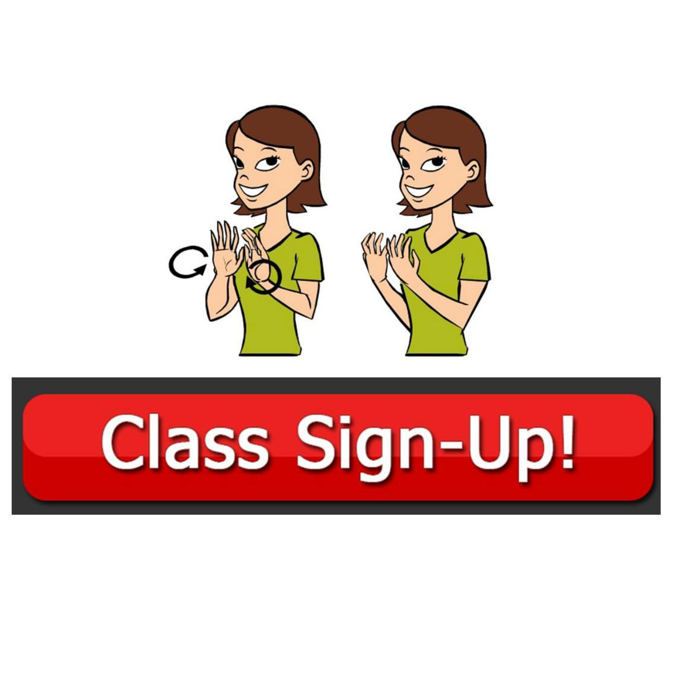 2018 Spring Sign Class