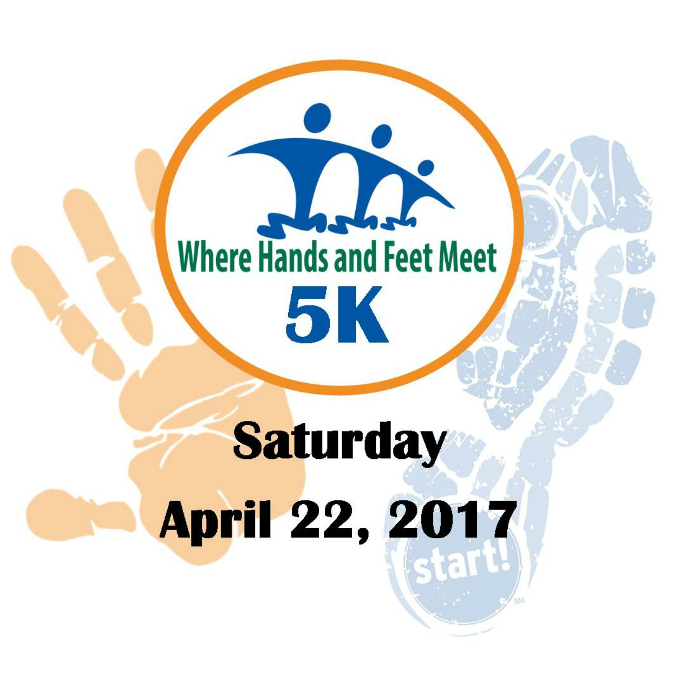 Where Hands and Feet Meet 5K Run