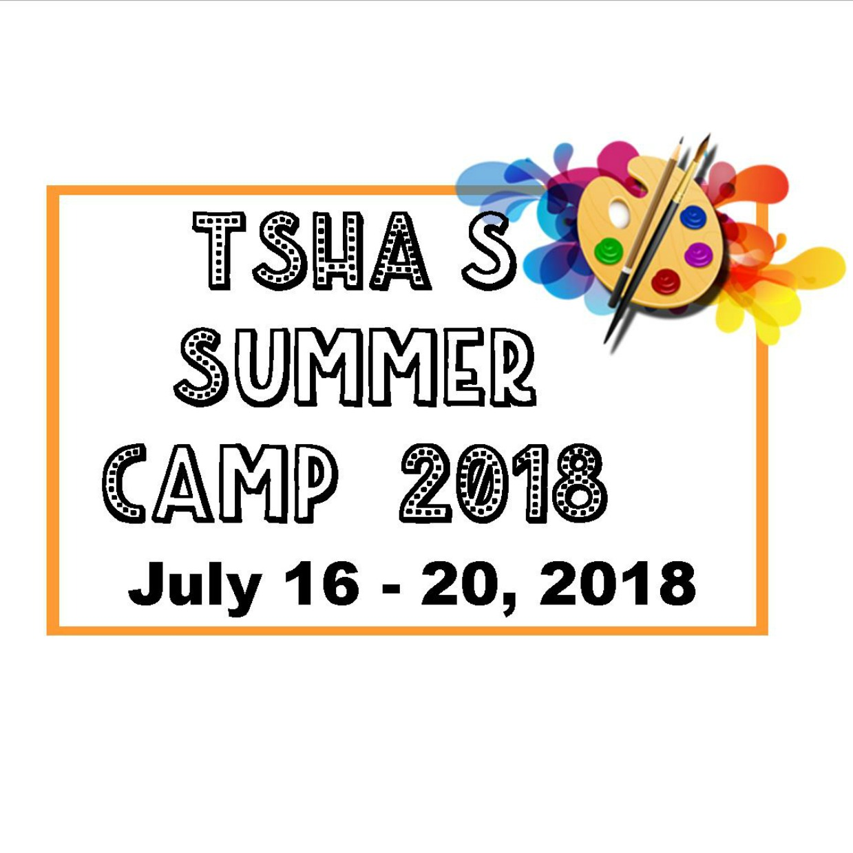 TSHA's Summer Camp 2018