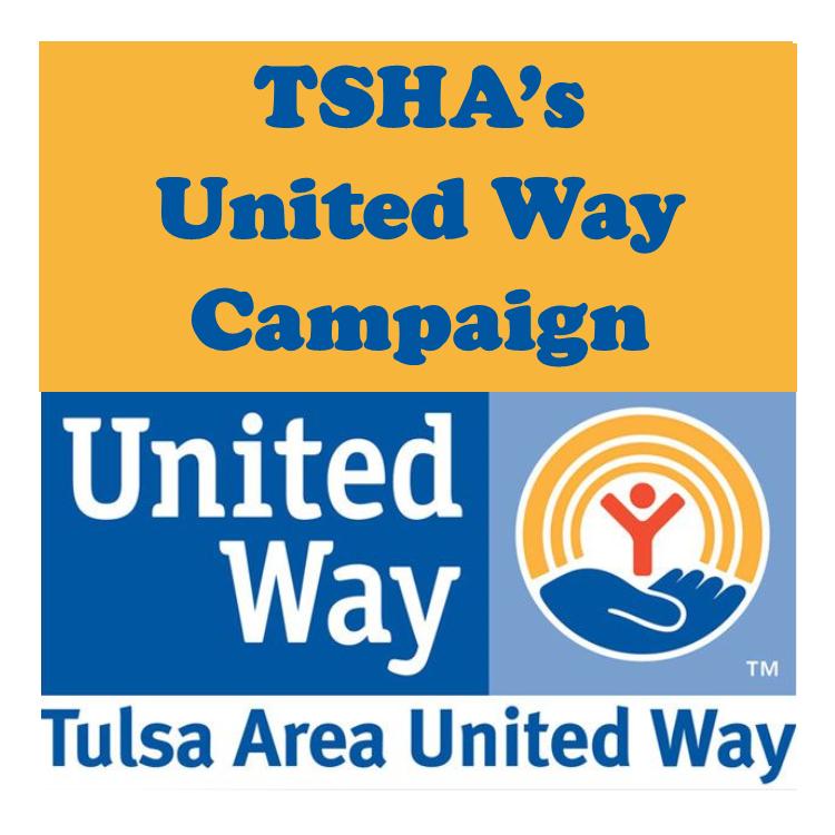 TSHA's United Way Campaign