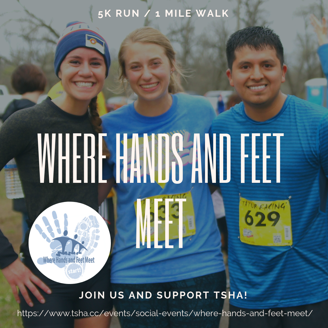 Where Hands and Feet Meet 5K Run/ 1 Mile Walk