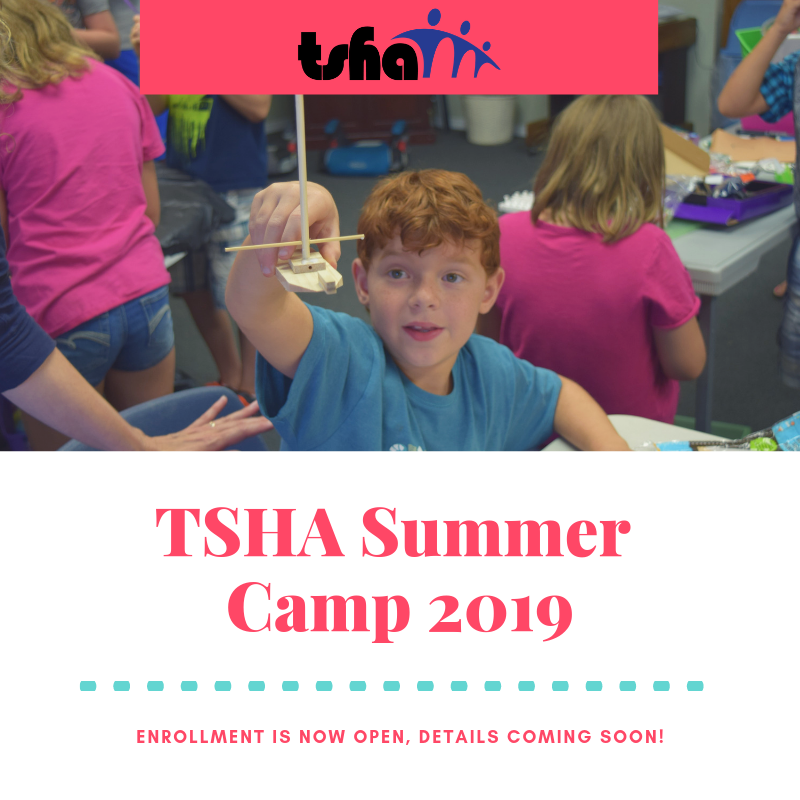 TSHA's Summer Camp 2019
