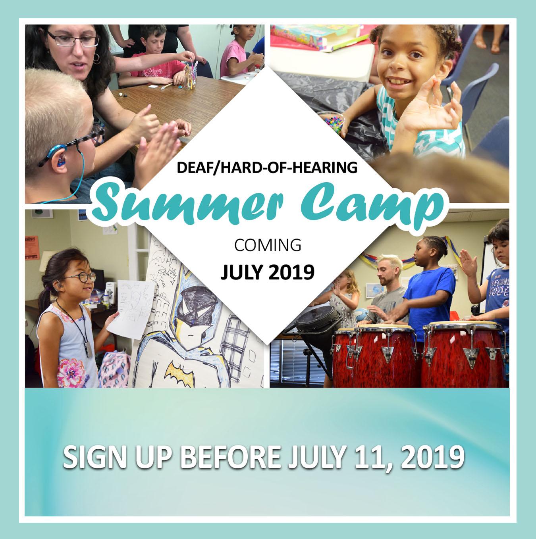 TSHA's Summer Camp 2019